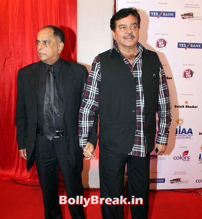 Shatrughan Sinha, International Indian Achiever's Awards Photo Gallery
