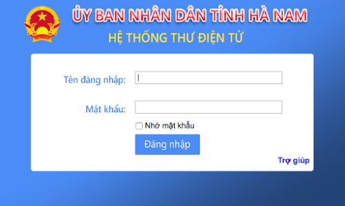 mail.hanam.gov.vn was used to relay a scam.