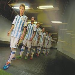DP BBM Skuad Argentina