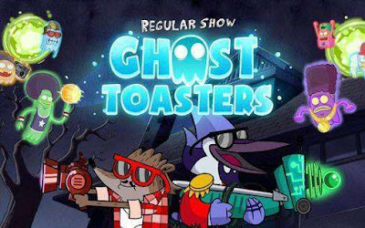 Ghost Toasters – Regular Show APK + OBB Full Download