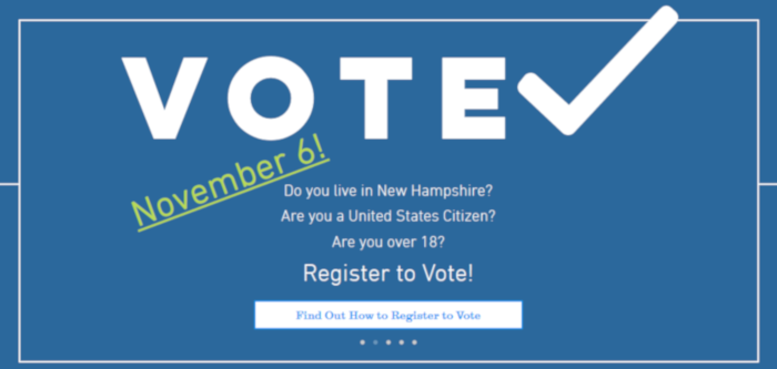 Farmington NH November 2018 General Election Information