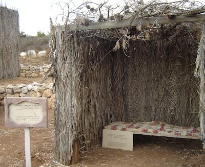 A Celebração da Festa das Cabanas ou Tabernáculos