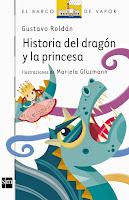 el dragon y la princesa