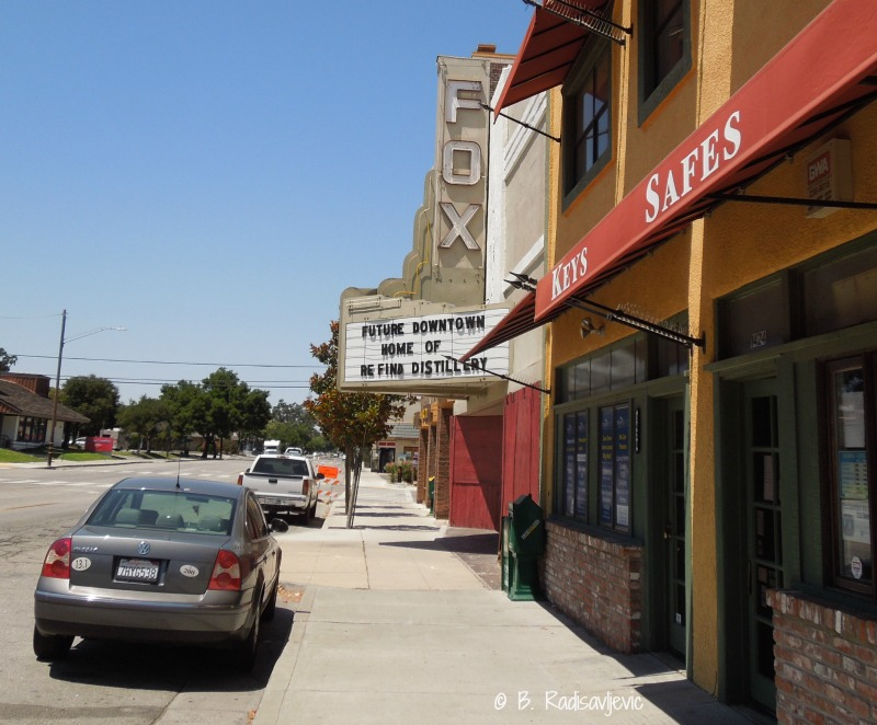 Finally the Historic Fox Theater in Paso Robles Will See Action Again
