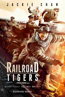 Railroad Tigers (2016) Cam