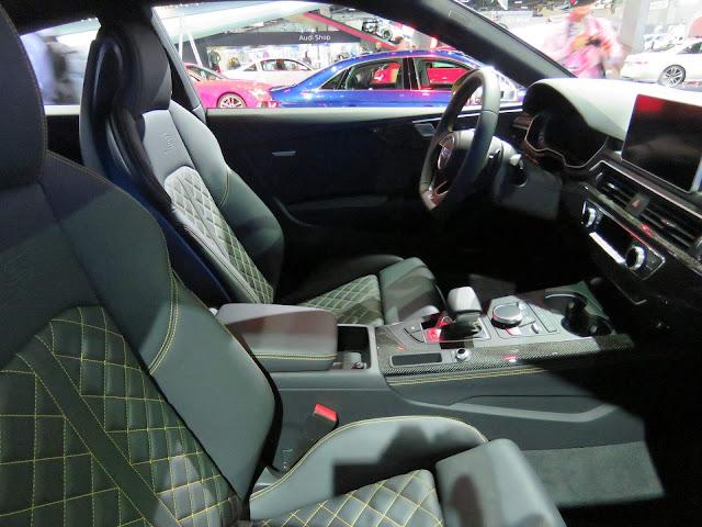 Novo Audi S5 Coupé 2017
