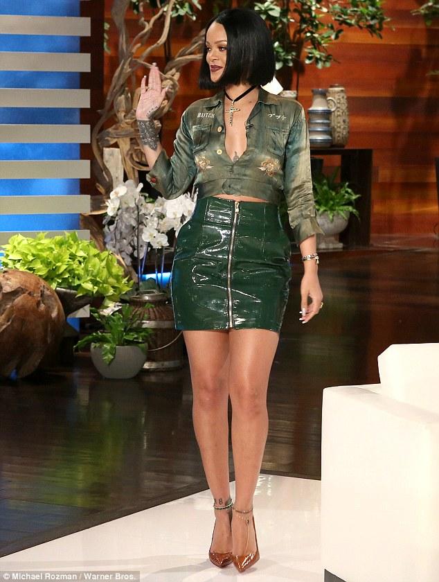 Rihanna reveals why she's still single