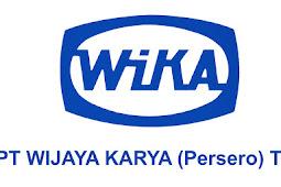 Lowongan Kerja BUMN PT Wijaya Karya (Persero)