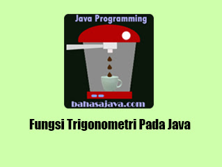 trigonometri Java