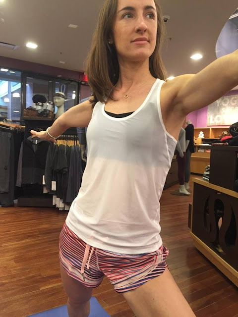 lululemon tranquil-tank make-a-move-bra-short