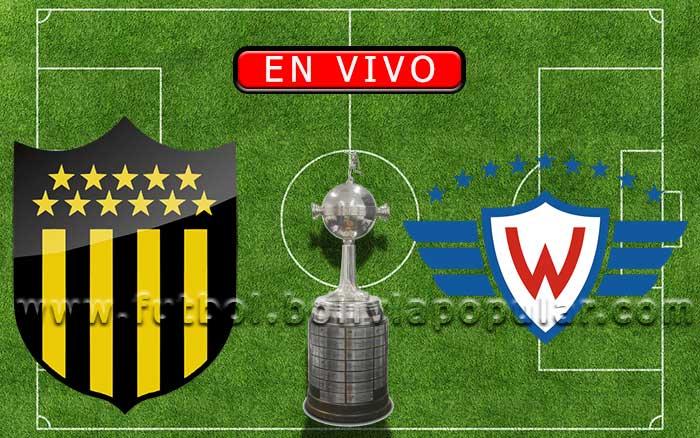 【En Vivo】Peñarol vs. Wilstermann - Copa Libertadores 2020