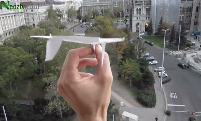 Ultimate Paper Airplane Glider