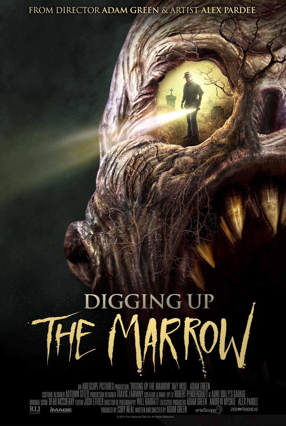 DVD Review: Digging Up The Marrow