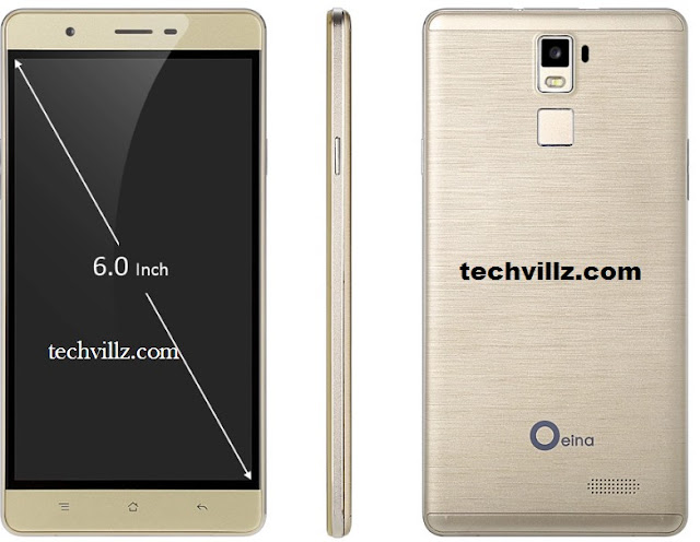 Price and Specs of the Cheapest 3G Phablet, Oeina