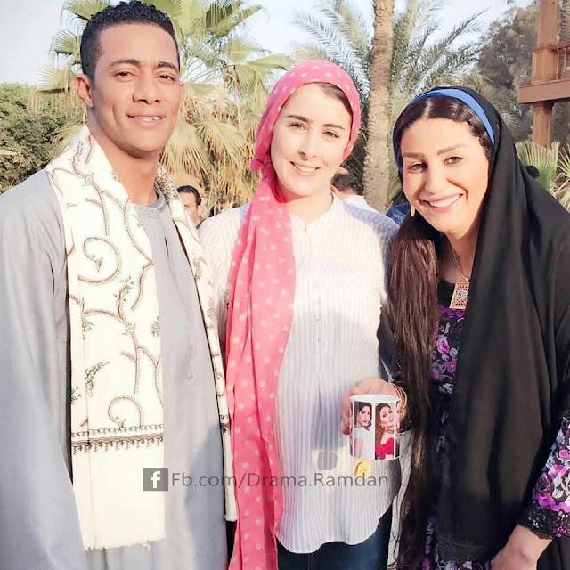 كواليس مسلسل نسر الصعيد بطولة محمد رمضان خلال شهر رمضان 2018