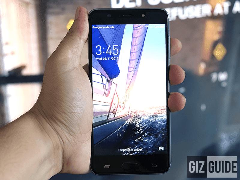 Cherry Mobile Flare S6 Selfie