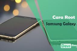 Cara Root Samsung A5 SM-A510FD Nougat
