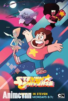 Steven Universe Season 1 - Steven Universe 2013 Poster