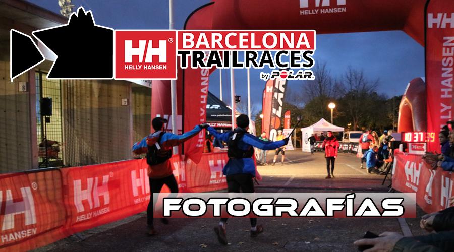 Barcelona Trail Races 2016 - Fotografías