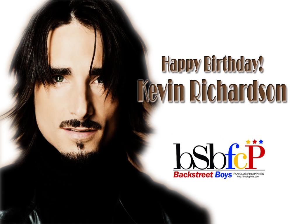 Backstreet Boys Fan Club Philippines: Happy Birthday, Kevin