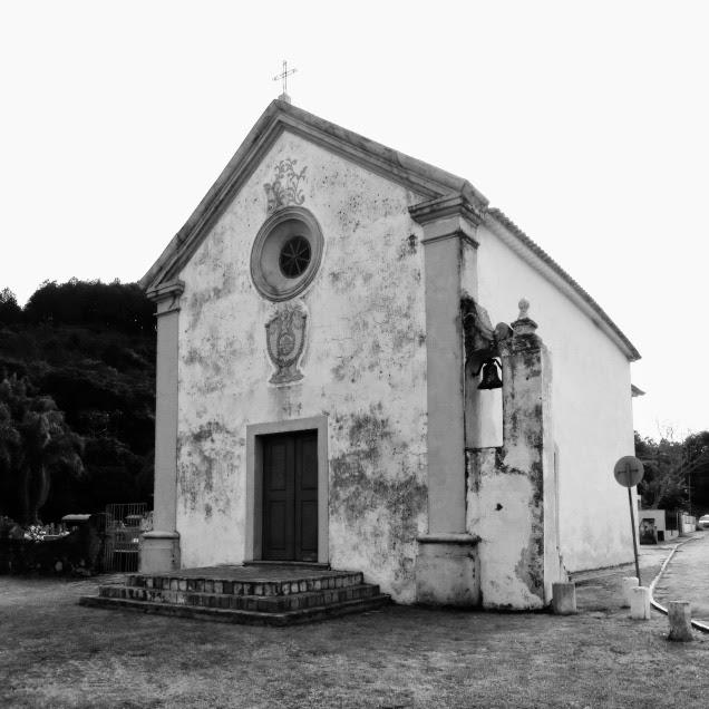 Capela de Nossa Senhora da Piedade, em Governador Celso Ramos