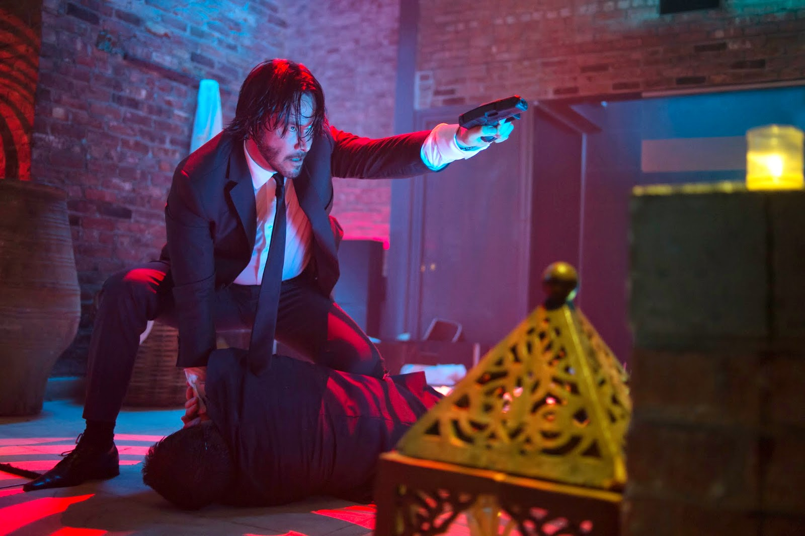 John Wick: Movie Review | Joshua White - Film Reviews