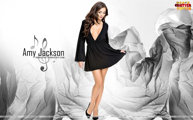 amy jackson romance photos