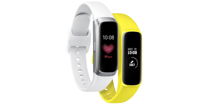 Samsung Galaxy Fit wearables announced