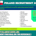 Poland Urgent Recruitment 2018 | Mega Vacancy | Apply Now