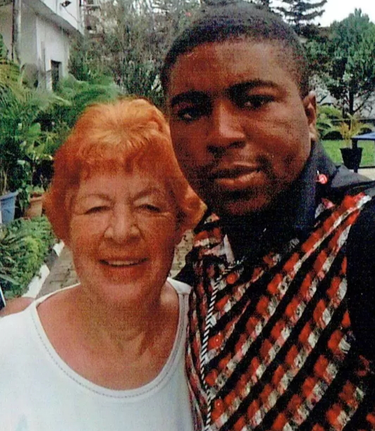 british grandmother marries 27 year old nigerian man