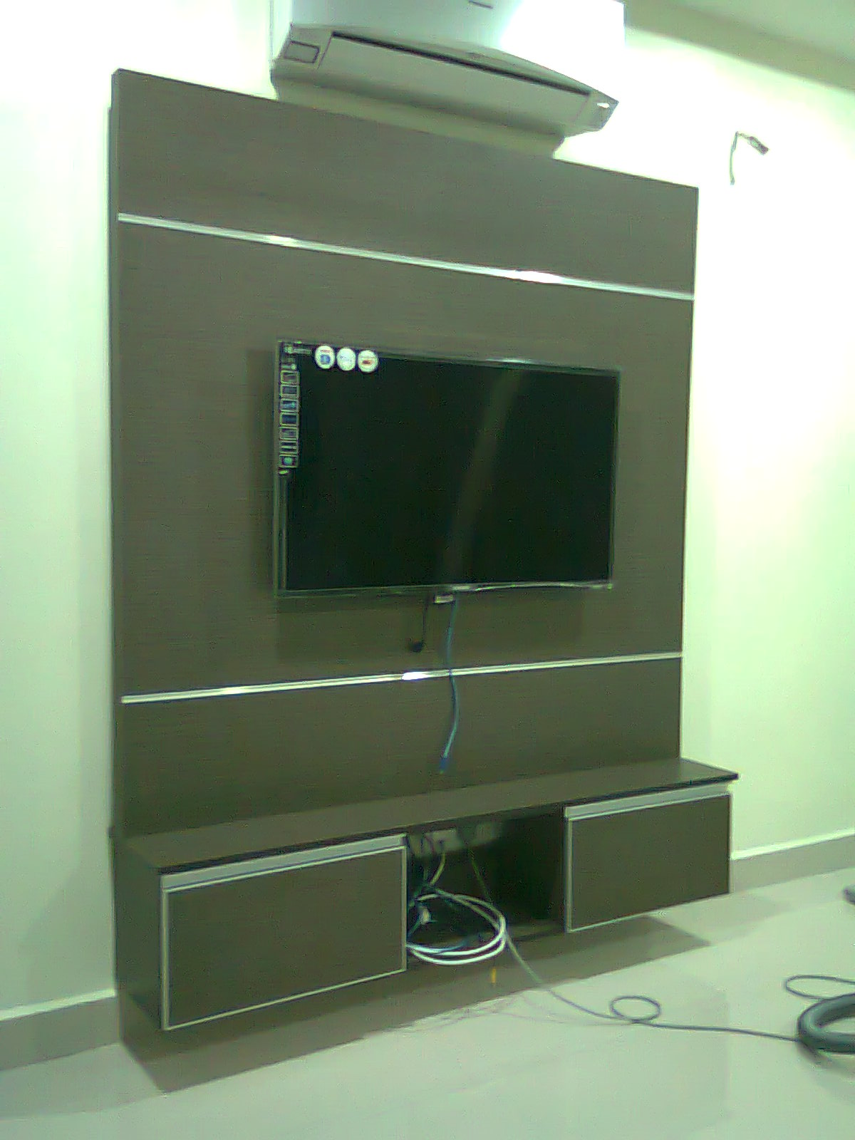 ROSEWOOD DESIGN KABINET TV