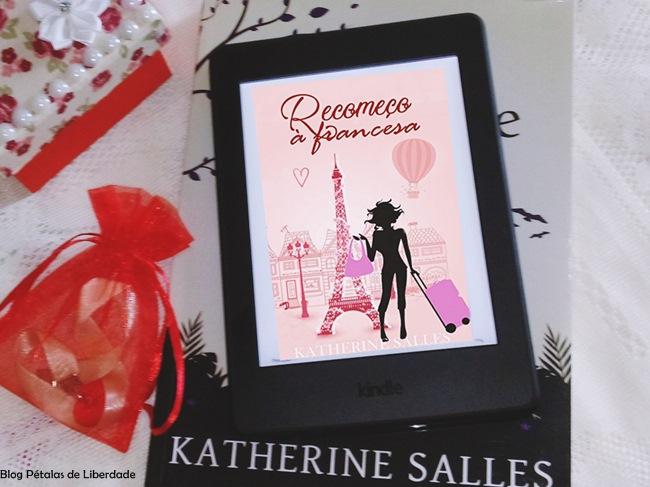 Resenha, livro, Recomeço-à-francesa, Katherine-Salles