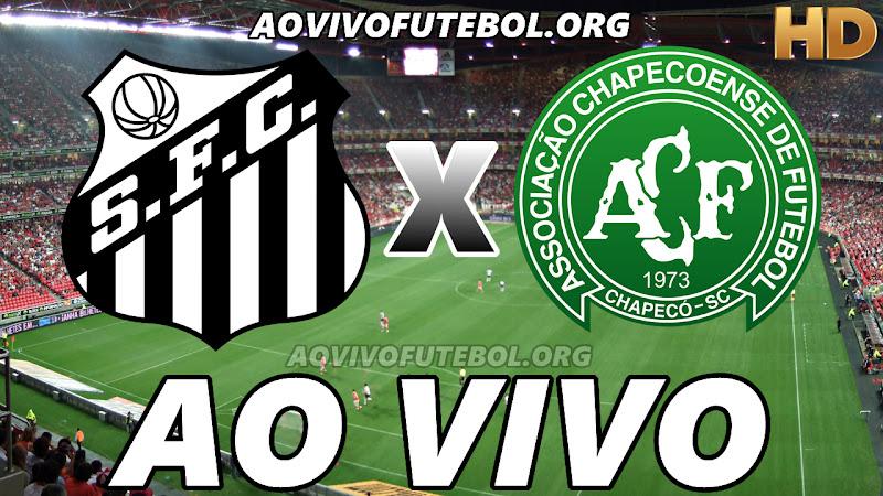 Assistir Santos vs Chapecoense Ao Vivo HD