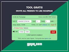 Script Auto Invite / Undang Semua Teman ke Fanspage GRATIS