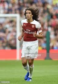 Guendouzi first English Premier League Match at Arsenal