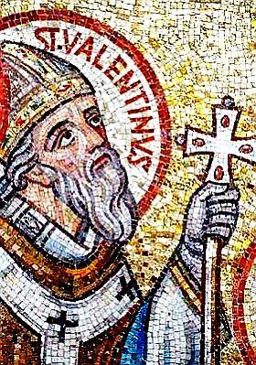 + Saint Valentine, Martyr +