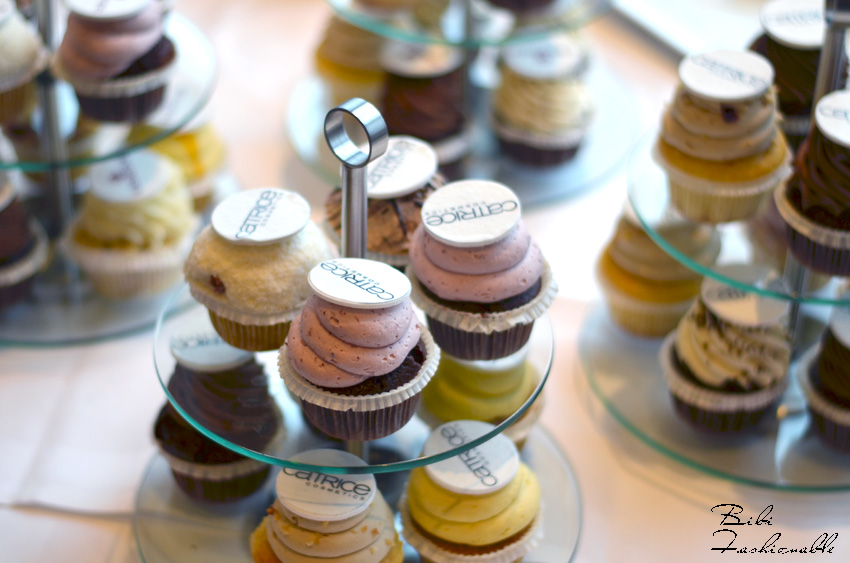 Cosnova Event Catrice essence Cupcakes
