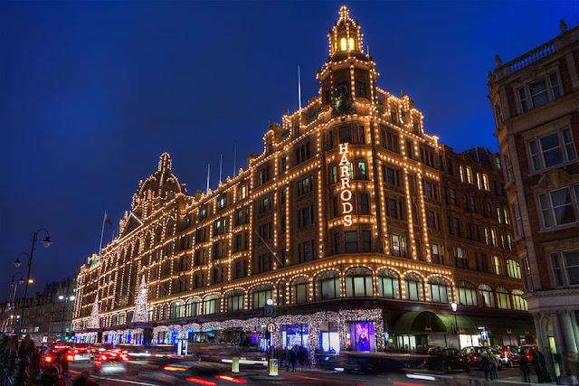 Что посмотреть в Лондоне бесплатно: Харродс