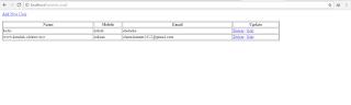 Membuat CRUD PHP (Creat Read Update Delete) MySQL