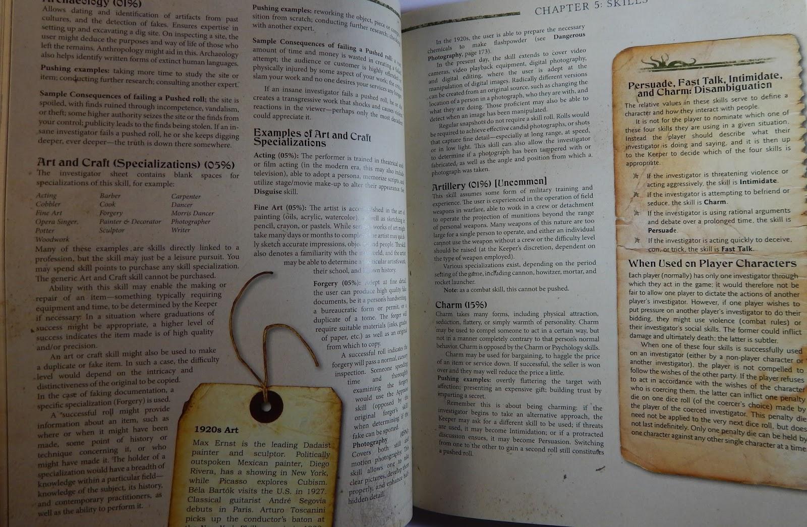 call of cthulhu investigator handbook pdf