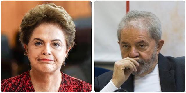PF pede ao STF para seguir investigando Dilma e Lula. Não terão sossego…