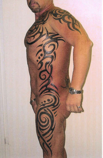 43 Lucky The Best Tribal Tattoo Designs For Men Sub Tattoos Full
