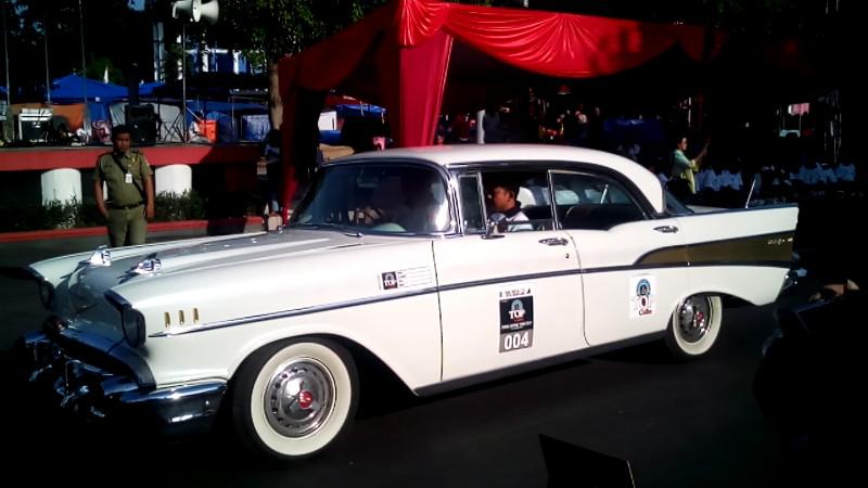 Chevrolet Bel Air >> Chevrolet Bel Air 1955 1957 Mobil Motor Lama