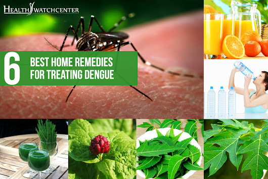 HOME REMEDIES How to Prevent and Treat Dengue: 6