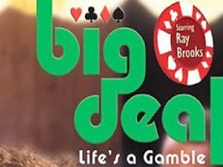 Big Deal - Robbie Box Poker Player