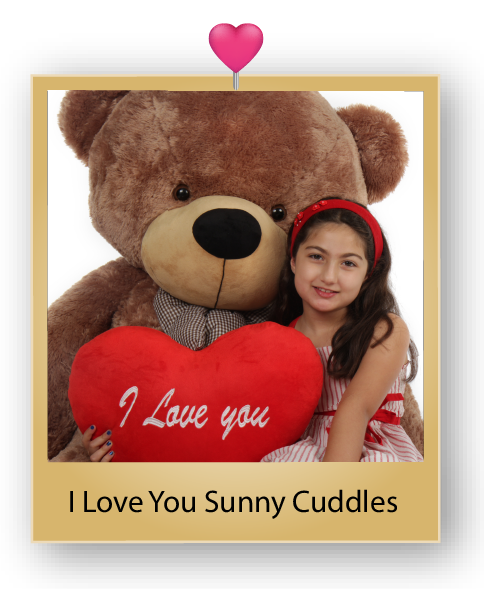 Sunny Cuddles Explains It All