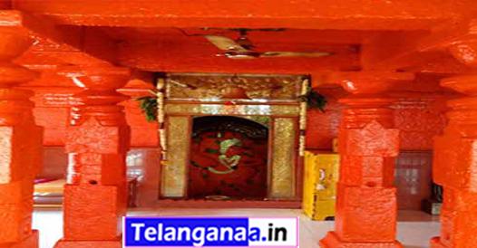 Sarangpur Hanuman Temple in Telangana