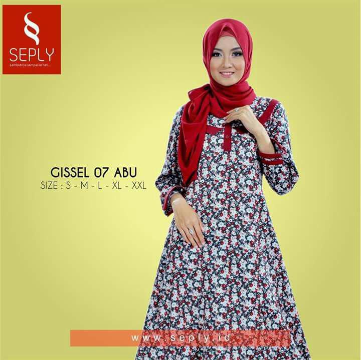 Seply Baju Gamis Model Terbaru 0856 4949 4787 Wafiq