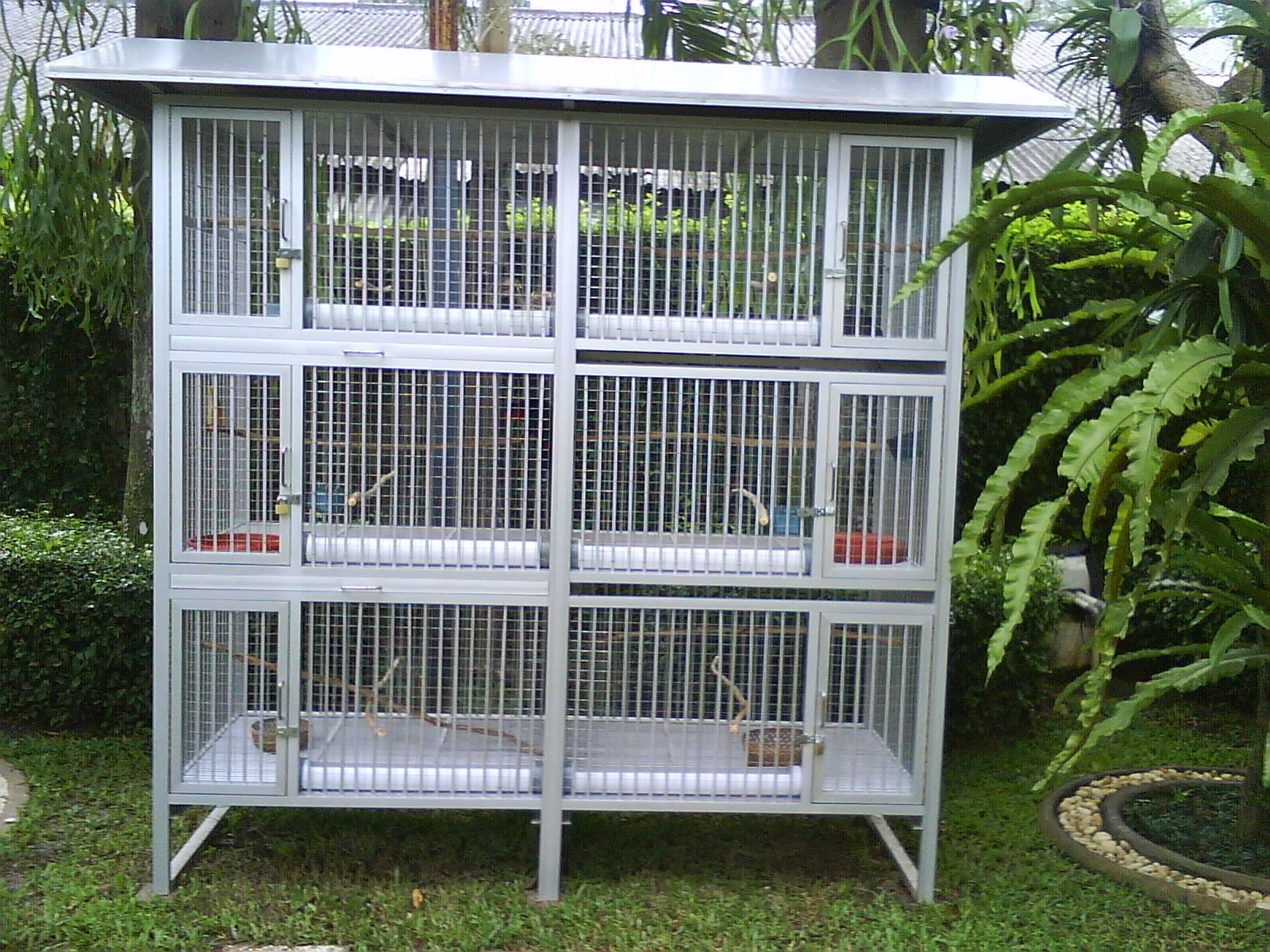 Rabbit Cage Design - Desain Kandang Kelinci