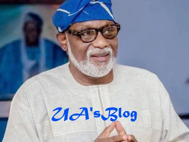 Governor Akeredolu broke silence on relationship with Mimiko